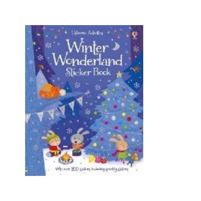 Winter Wonderland Sticker Book - Fiona Watt