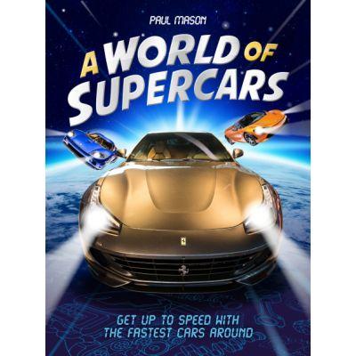 A World of Supercars - Paul Mason