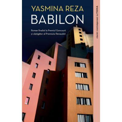 Babilon - Yasmina Reza