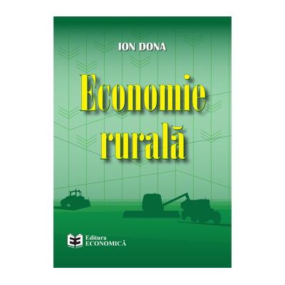 Economie rurala - Ion Dona
