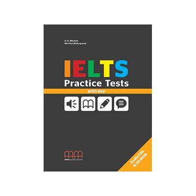 IELTS Practice Tests ( + CD-rom )