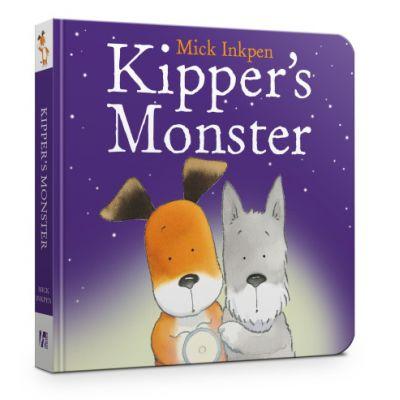 Kipper: Kipper's Monster - Mick Inkpen