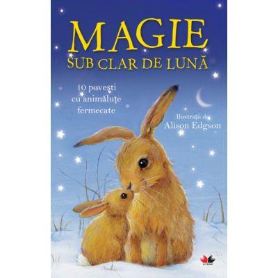 Magie sub clar de Luna. 10 povesti cu animalute fermecate