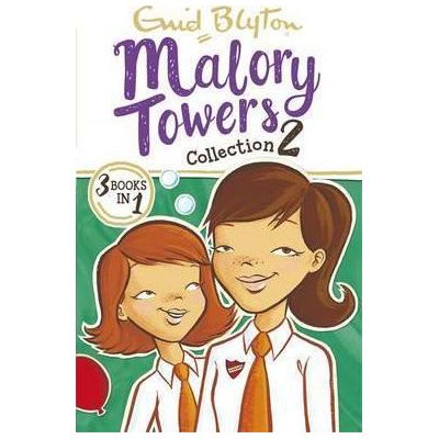 Malory Towers Collection 2 - Enid Blyton