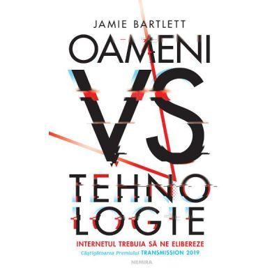 Oameni vs Tehnologie - Jamie Bartlett