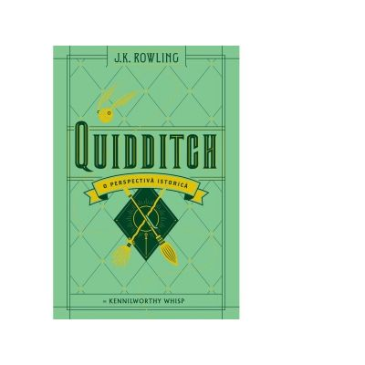 Quidditch. O perspectiva istorica – J. K. Rowling, Kennilworthy Whisp