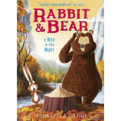 Rabbit and Bear: A Bite in the Night - Julian Gough