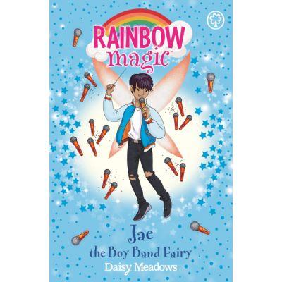Rainbow Magic: Jae the Boy Band Fairy - Daisy Meadows