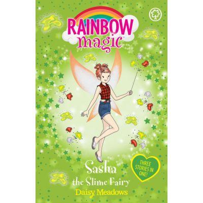Rainbow Magic: Sasha the Slime Fairy - Daisy Meadows