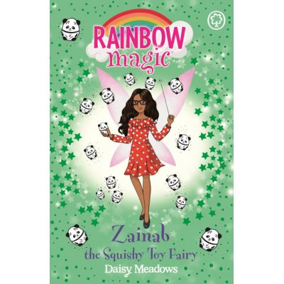 Rainbow Magic: Zainab the Squishy Toy Fairy - Daisy Meadows