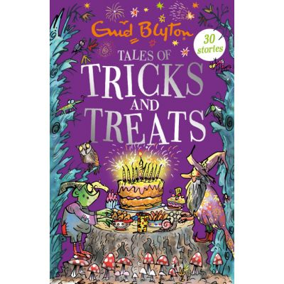 Tales of Tricks and Treats - Enid Blyton