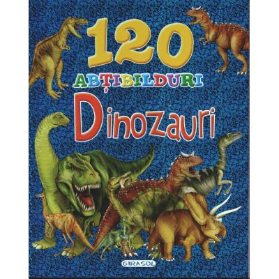 120 Abtibilduri. Dinozauri