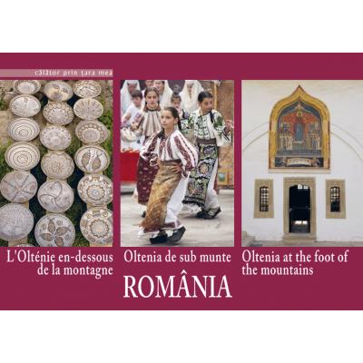Album Oltenia de sub munte - Florin Andreescu