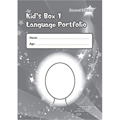 Kid's Box Level 1 Language Portfolio - Karen Elliott, Caroline Nixon, Michael Tomlinson