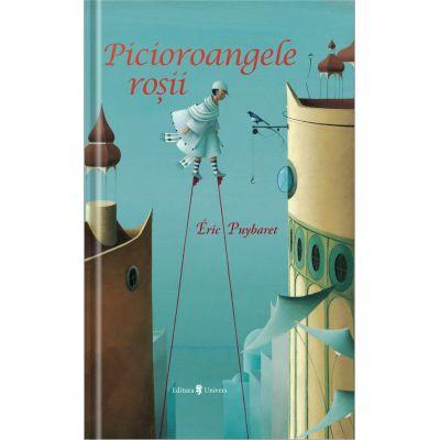 Picioroangele rosii - Eric Puybaret