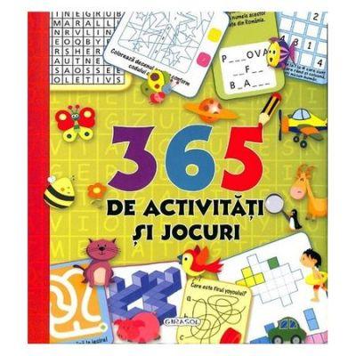 365 de activitati si jocuri