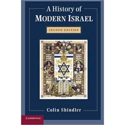 A History of Modern Israel - Colin Shindler