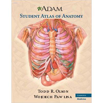 A. D. A. M. Student Atlas of Anatomy - Todd R. Olson, Wojciech Pawlina