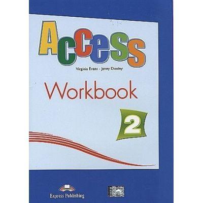 Access 2. Workbook cu Digibook App - Virginia Evans, Jenny Dooley
