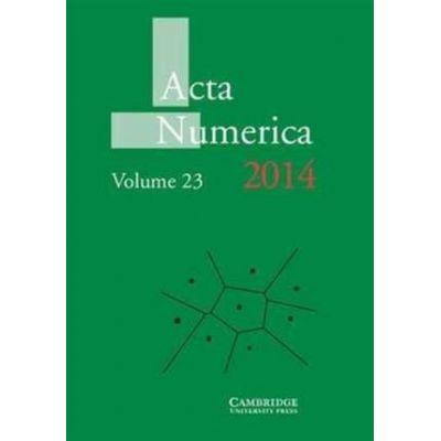 Acta Numerica 2014: Volume 23 - Arieh Iserles