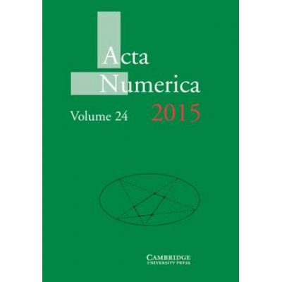 Acta Numerica 2015: Volume 24 - Arieh Iserles