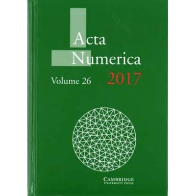 Acta Numerica 2017: Volume 26 - Arieh Iserles