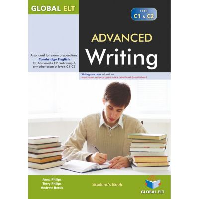 Advanced Writing C1-C2 Self Study Edition - Anna Philips, Terry Phillips, Andrew Betsis