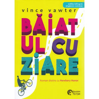 Baiatul cu ziare - Vince Vawter
