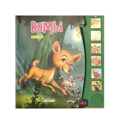 Bambi. Carte cu sunete - ***