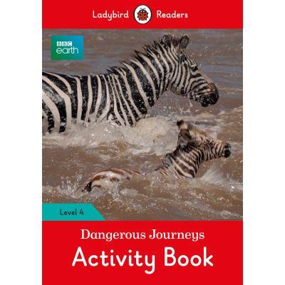 BBC Earth Dangerous Journeys Activity Book