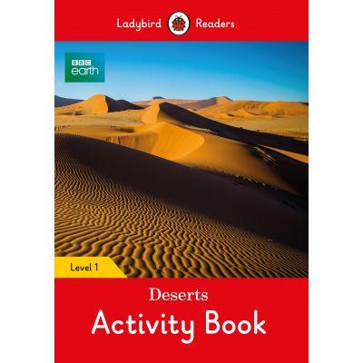 BBC Earth Deserts Activity Book