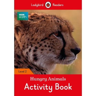 BBC Earth Hungry Animals Activity Book