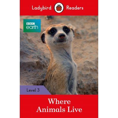 BBC Earth Where Animals Live