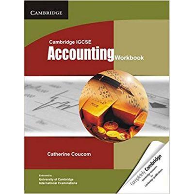 Cambridge IGCSE Accounting Workbook - Catherine Coucom