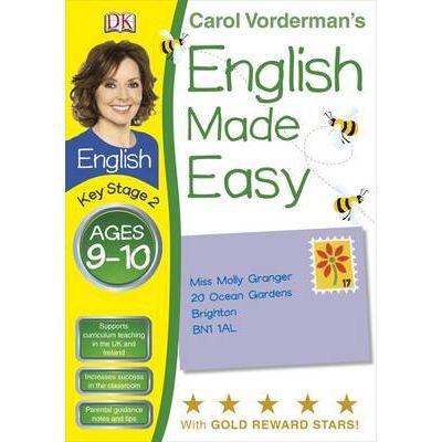 English Made Easy Ages 9-10 Key Stage 2 - Carol Vorderman