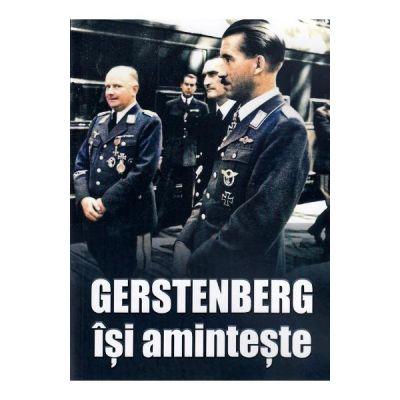 Gerstenberg isi aminteste - Alfred Gerstenberg