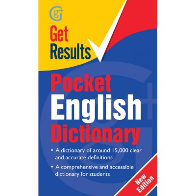 Get Results Pocket English Dictionary