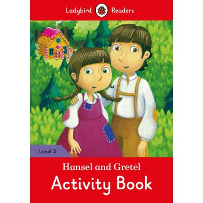 Hansel and Gretel Activity Book