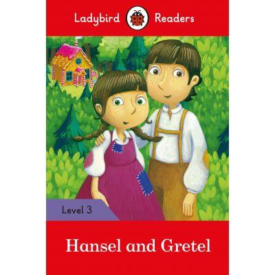 Hansel And Gretel. Ladybird Readers Level 3