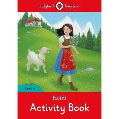 Heidi Activity Book. Ladybird Readers Level 4