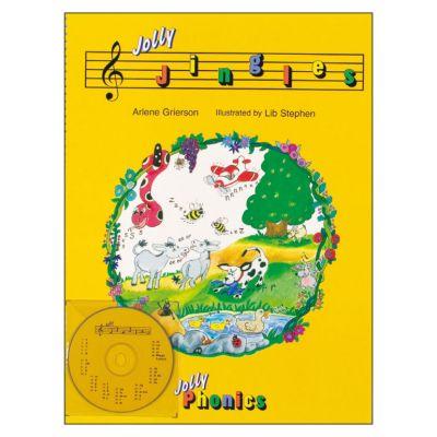 Jolly Jingles. In Precursive Letters - Arlene Grierson
