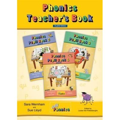 Jolly Phonics Teacher's Book. In Print Letters - Sara Wernham
