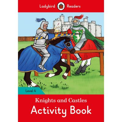 Knights And Castles Activity Book
