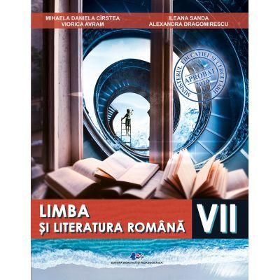 Limba si literatura romana clasa a VII-a. Caietul elevului - Mihaela Daniela Cirstea