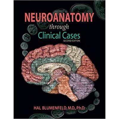 Neuroanatomy through Clinical Cases - Hal Blumenfeld