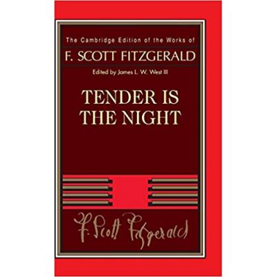 Tender Is the Night- F. Scott Fitzgerald