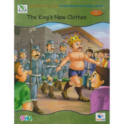 The King's New Clothes Level A2 Flyers