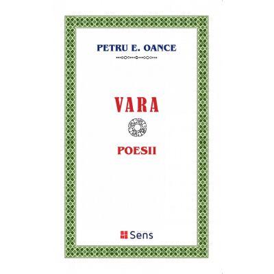 Vara. Poesii - Petru E. Oance