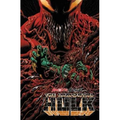 Absolute Carnage: Immortal Hulk And Other Tales - Al Ewing, Peter David, Ed Brisson