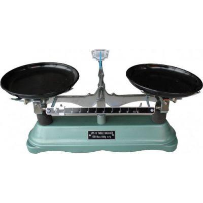 Balanta cu brate egale 1000G - Instrument de masurare a a greutatii corpurilor prin echilibrarea lor cu greutati etalonate
